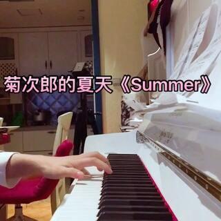 #音乐##钢琴#菊次郎的夏天《Summer》弹一首欢快的歌😊非专业,弹的不好,多多指点,喜欢给我一个小红心❤️吧😘😘你们先随便听听下次再弹熟悉后再录一次。#我要上热门@美拍小助手#