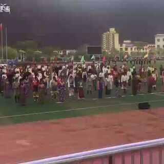 藏东校园广播体操 很有感觉#广播体操##喜欢的点赞关注,不喜勿喷#