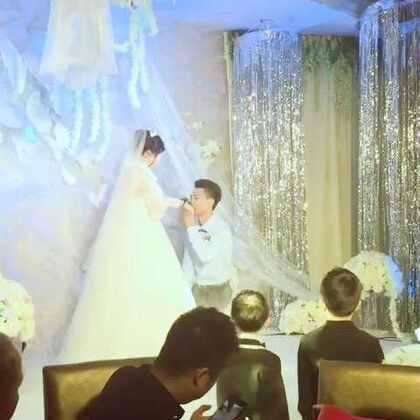 妹妹的婚礼,祝你们幸福永远!😘