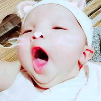 宝贝满月了、#宝宝#