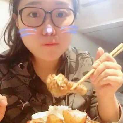 #吃秀#晚餐,地三鲜,红烧鸡腿