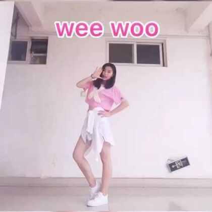 #舞蹈#🌈PRISTIN-Wee Woo🌈超喜欢这个舞,洗脑的🎵你们喜欢吗🙈#元熙舞蹈#@美拍小助手 @元熙社长