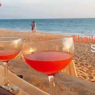 #泰国##海滩#
