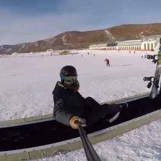 #滑雪##单板滑雪#还账,元旦答应做视频…拖到现在🤣