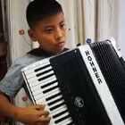 #手风琴##军训结束##U乐国际娱乐#军训一周学会了坚持,学会了团结,学会了永不言弃。但一周不练琴😓
