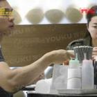 """熊黛林陪老公甜蜜游台湾,吃饭狼吞虎咽只为""""添丁""""大业?#熊黛林#"""