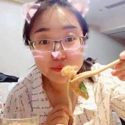 #吃秀#超好吃 锅包肉!尖椒炒鸡蛋!rio啤酒