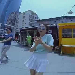 银行里也有这么青春无敌的戏码《sugar》编舞/创意/摄影/剪辑均来自Dansoul舞蹈工作室