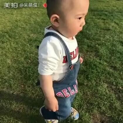 一路小跑#宝宝#