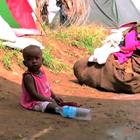 南苏丹持续的动乱导致成千上万的儿童与父母分离,无家可归,他们生活在战争的阴影中。联合国儿童基金会正致力于帮助这些儿童与家人团聚。