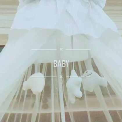 #我的小宝贝#我的若伊baby,第一次来美拍跟大家见面了😘💕💕💕