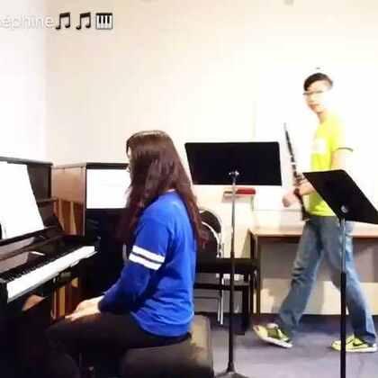 maurice emmanuel sonate第二乐章还是很好听的,感谢两位台湾搭档