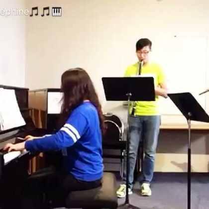 maurice emmanuel sonate第二乐章第二部分