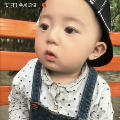 肥俊俊最近爱喝饮料🍹 给你一小勺尝尝鲜 😁#宝宝#