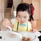 早餐。主食燕麦粥。#可爱吃货小萌妞##吃货小蛮#
