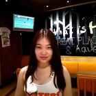 #选美大赛#HOOTERS北京店的Jessica喊你5月20日18:00来乐城店决赛现场一起Happy!