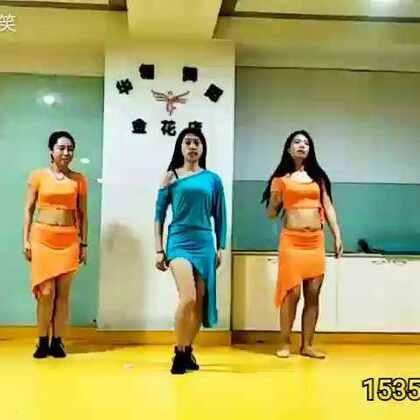 #旧牛仔改造##肚皮舞#西安东二环华翎舞蹈肚皮舞成品舞视频