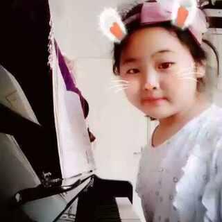 #钢琴曲#从前#小小钢琴家#
