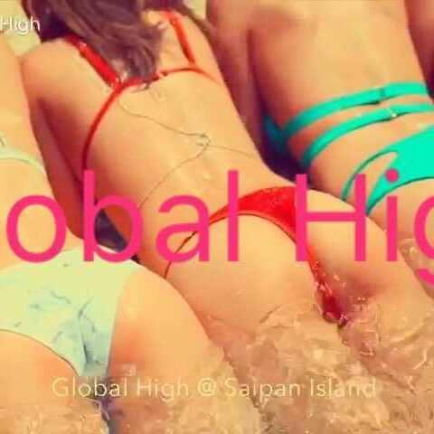 #全球嗨##Global High##Saipan Isla