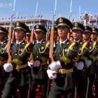 中华人民共和国万岁👍中国军人好帅👍👍👍#精美电影##正能量##转发正能量#