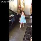 希望大家都能有跟这个六岁小姑娘一样的自信。天生丽质难自弃#宝宝#
