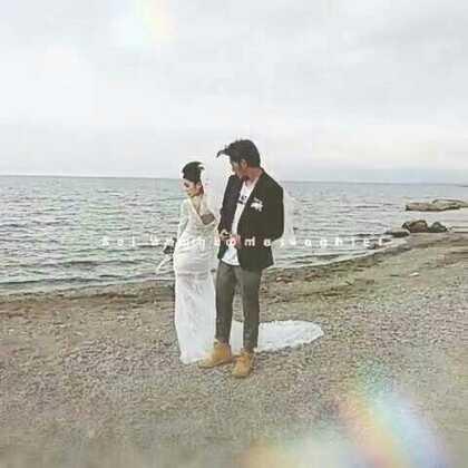 #青海湖##唯美婚纱摄影##婚礼微电影##阿拉拉姆传媒制作🎬