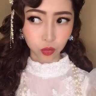Work day fun day! #随手美拍##makeup##美妆##美妆时尚##工作中##工作照##开心#