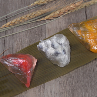自制包粽子神器,爆款星冰粽也能神还原!#美食##我要上热门##甜品# 星爸爸的限时粽子,想吃就吃。
