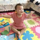 宝贝这一天天的太能折腾了 #宝贝10个月➕1天#