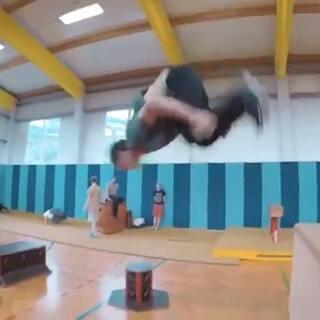 Joel Eggimann | 30天训练挑战第六天 | #跑酷##跑酷训练##热门#