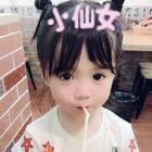说她是小仙女,可开心了😄#宝宝#