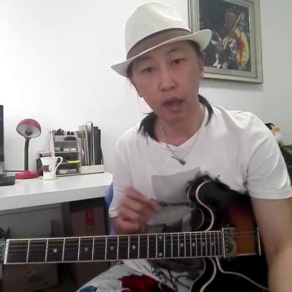 弹出你心中的色彩(1)让1-6-2-5不再单调 #音乐##吉他#