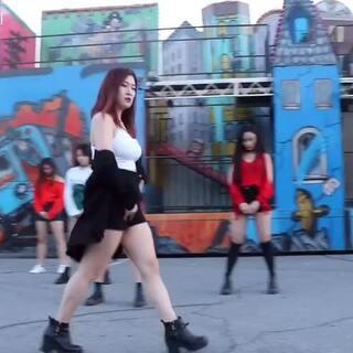 #clc-鬼怪#@敏雅音乐 #敏雅舞蹈#@UNH_AlterEgoCrew 舞社第二个dance cover、希望大家多多支持、