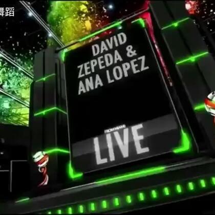 世界冠军David 的冠军作品。这是舞台bachata ,区别于party bachata 的跳法和内容。【飞迅世界冠军专业队启动啦】
