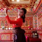 #藏舞#一直答应你们的舞蹈,呵呵,记得点赞转发评论哈😘😘😘