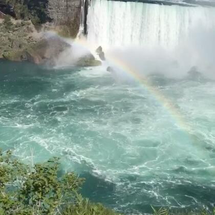 彩虹出现啦🌈好开心❤️🎂