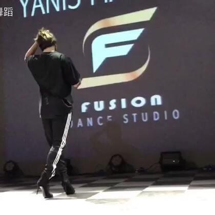 【I'mA slave 4 u】法国🇫🇷世界高跟鞋大师Yanis 2017上海workshop by 飞迅艺术中心