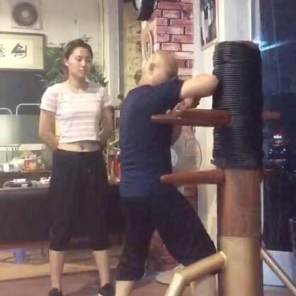 #咏春拳##女子防身术##线上培训,教练微信:y0758com#