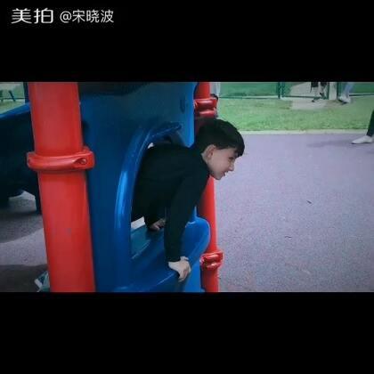 MARY在纽约幼儿园玩玩😊