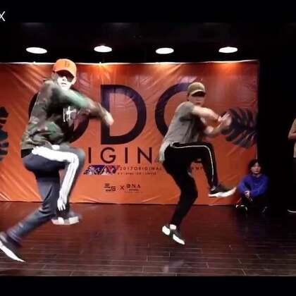 补一个存档,上个月在@ODC原创编舞师品牌 的授课视频,和最佳拍档@Nyna_Kusunoki 的合作编舞✌#舞蹈##odc##dxchoreography##nynachoreography#