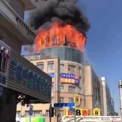 #时实突发事件#吉林大火