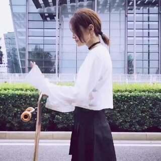 #长板##长板女孩#录视频刚好赶上U乐国际娱乐会彩排🙈