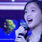 #音乐##未来偶像#泰国版<We Kid>之前分享过的小女生,今年已经12岁了,人美声甜小美女~😀