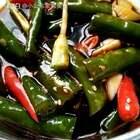 虎皮泡椒做法#美食##家常菜#