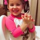爱笑的小妞😘#宝宝##美拍小助手##随手美拍#