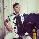 #手风琴##U乐国际娱乐##手风琴练习#在巴黎的天空下