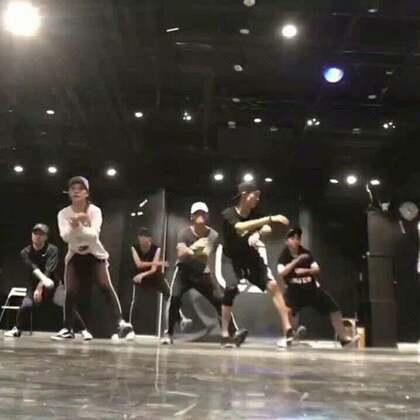 [choreo]by ami,昨晚的团训