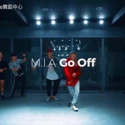 M.I.A - Go Off (choreography_JayB) #舞蹈##U乐国际娱乐##我要上热门#