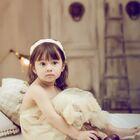 #中德混血小萝莉##萌宝宝##我家的小模特##混血儿# 直播啦 ,关于当小童模你所不知道的辛酸事