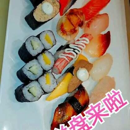 寿司拼盘,深海的味道🐠#美食#@寿司🍣华仔 @影子!俊 @SKY🎁😁🍞
